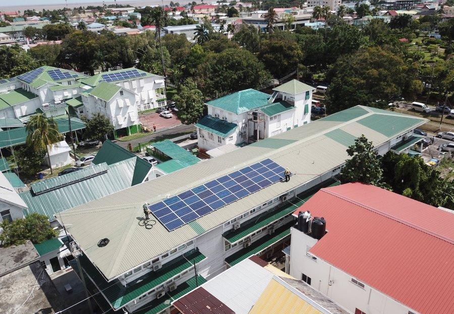 meeco completes installation of sun2roof solar rooftop