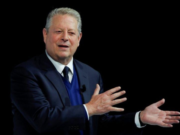 Newsmaker with former U.S. Vice President, Al Gore