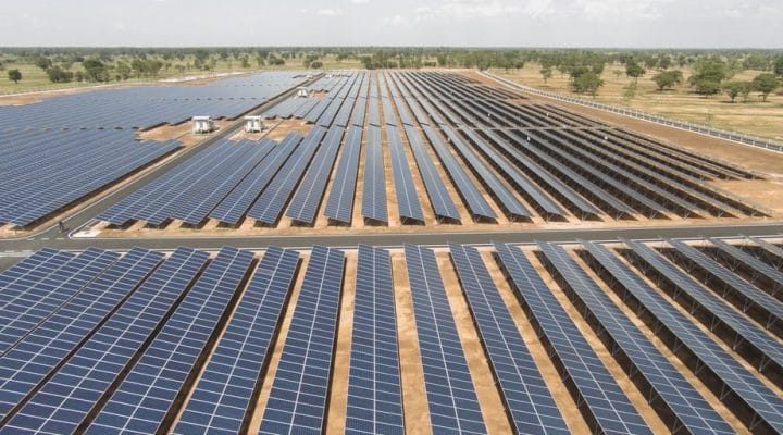 SOUTH AFRICA: Bokamoso PV solar power plant (68 MWp) goes into operation