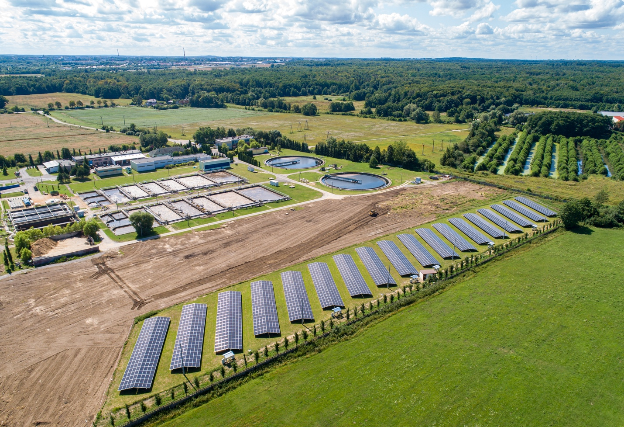 Photon Energy-RenCraft Consortium Commissions 950 kWp PV Power Plant in Poland